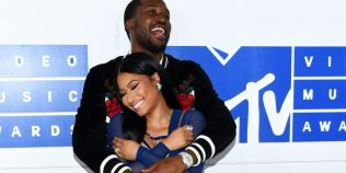 Nicki Minaj and Meek VMA 2016