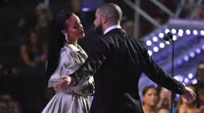 Rihanna and Drake VMA